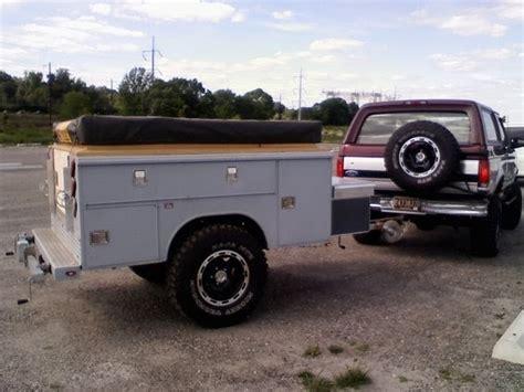 truck bed r the mcgowan family chronicles new c trailer idea
