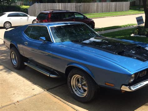 1972 mach 1 mustang for sale 1972 ford mustang mach 1 for sale classiccars cc