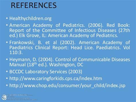 Paediatric Infectious Diseases