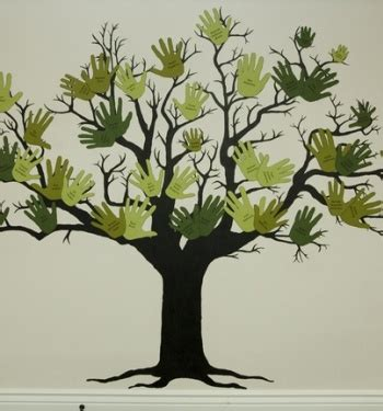3 handprints tree how to create a family tree boston mamas