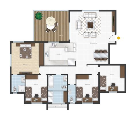 plan view best floor plan furniture at d furniture floorplan top