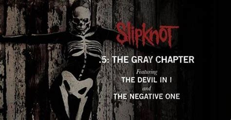 Cd Slipknot 5 The Gray Chapter slipknot 5 the gray chapter album release date