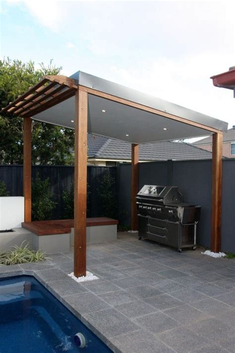 gazebi moderni breathtaking modern bbq grill gazebo picture ideas in