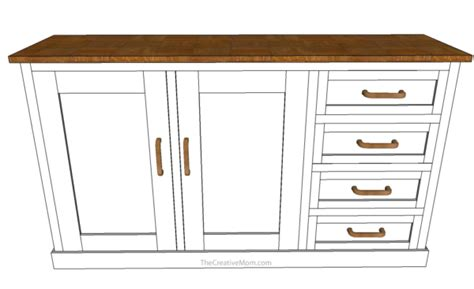 cabinet plans free buffet cabinet free building plans the creative