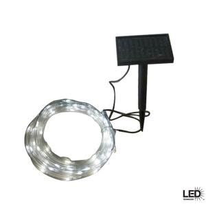 Led Rope Light Home Depot by Hton Bay 16 Ft Solar Led Rope Light 82056 055sr The