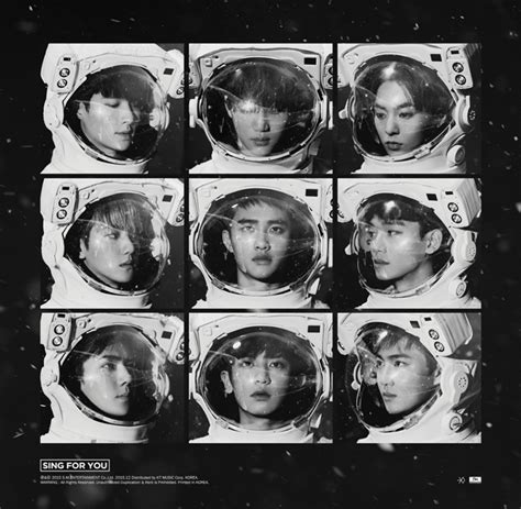 exo album list exo winter special album quot sing for you quot tracklist new