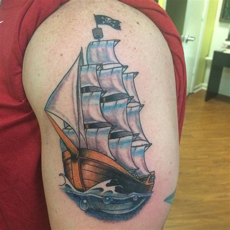 pirate ship tattoo meaning pirate ship tattoos designs ideas and meaning tattoos