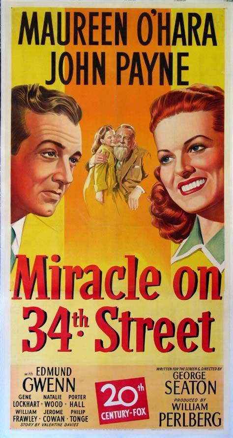 Original Miracle On 34th Free 2754 Best Images About Coming Soon To This Theater On Noir Cary Grant