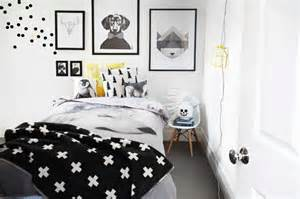 black and white teenage bedroom 35 timeless black and white bedrooms that know how to