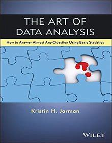 The Art Of Data Analysis Pdf Download Free 1118411315