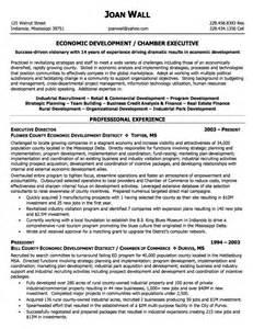 Economic Developer Sle Resume by Sle Resume Economic Development Resumes Design