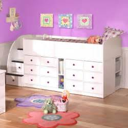 pics photos kids bedroom space saving ideas loft bed and