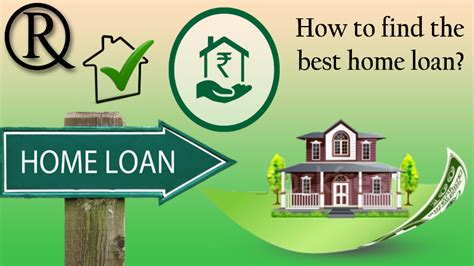 to get best home loan deal you should follow these 5 steps
