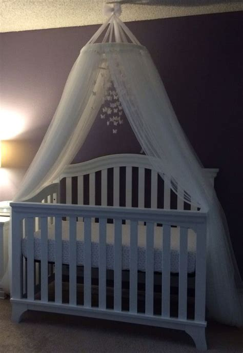 Canopy Crib Bedding 25 Best Canopy Crib Ideas On Pinterest Baby Canopy Princess Canopy Bed And Crib Sale
