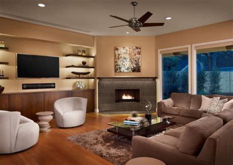 contemporary family room 22 ultra modern corner fireplace design ideas