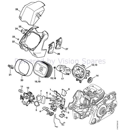 stihl 020t parts diagram surprising stihl ms parts diagram pictures best image