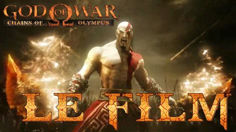 film god of war complet les chaines de l olympe god of war le film complet en