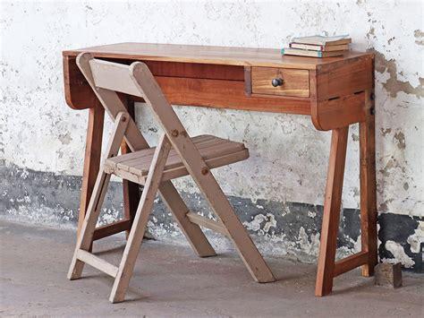 small wooden desk furniture scaramanga