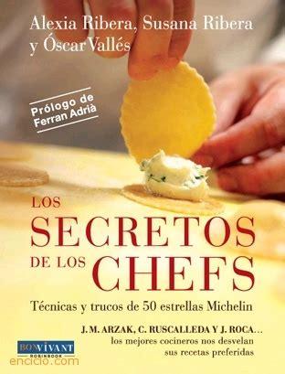 libro arzak secrets los secretos de los chefs