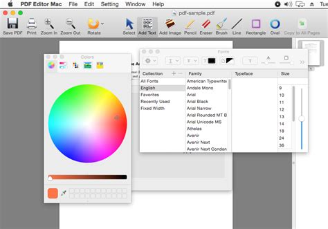 best free editor mac 10 best free mac pdf editor software