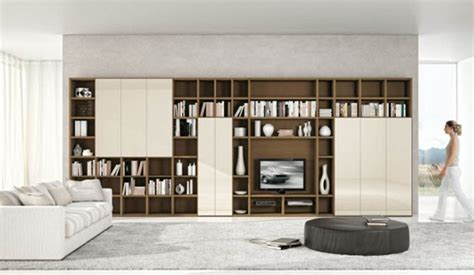 modern living room storage units modern living rooms with shelving storage units home