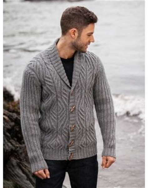 mens shawl collar sweater knitting pattern 40 best knitting s cardigan sweaters images on