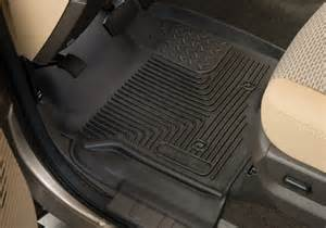 husky liners ford f series x act contour slush style floor