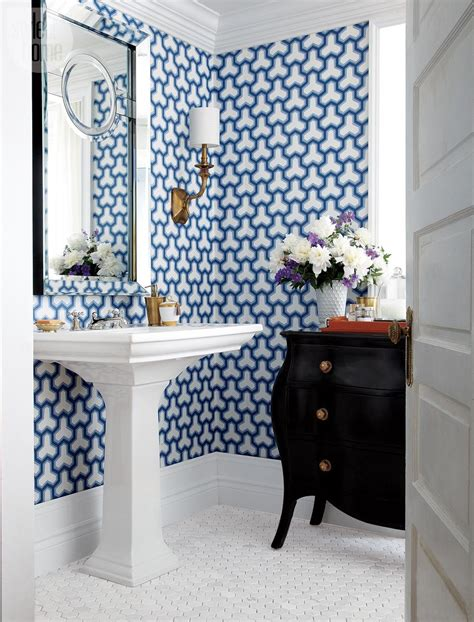 wallpaper ideas for small bathroom 10 modern small bathroom ideas for dramatic design or