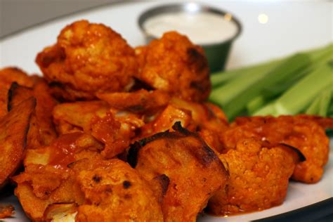 hotforfood buffalo cauliflower buffalo cauliflower buffalo wings recipe dishmaps
