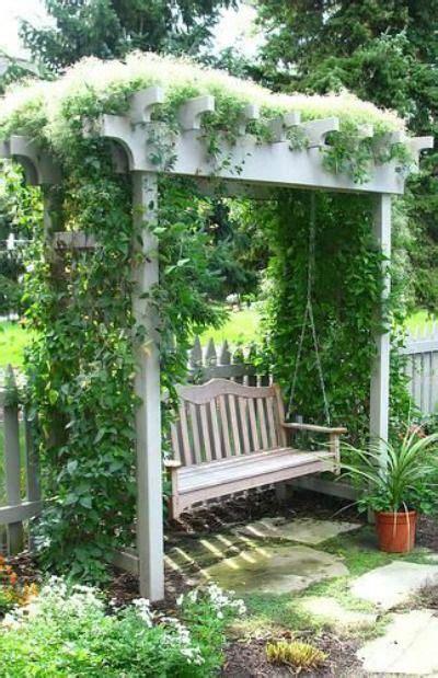 garden arbour swing seat best 25 garden swing seat ideas on pinterest