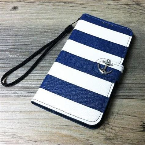 Samsung Galaxy S5 Chelsea Stripe White Cover Casing Hardcase anchor samsung galaxy s5 leather wallet blue stripes galaxy s5 wallet cover