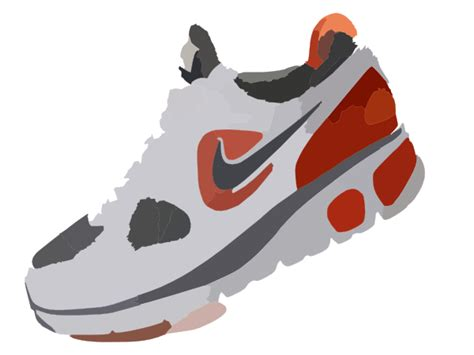 animated running shoes newton running shoes clip at clker vector clip