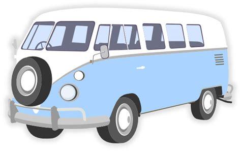 volkswagen van clipart combi van clip art at clker com vector clip art online