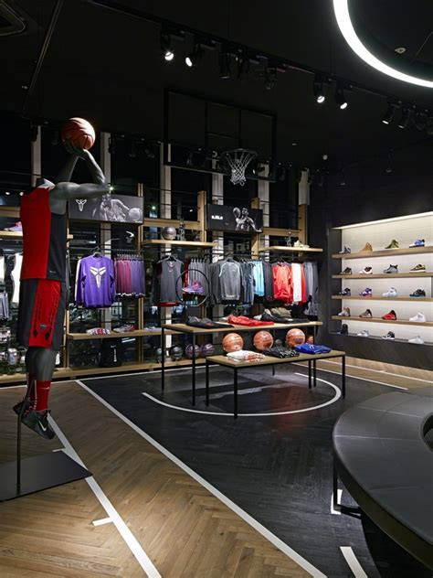 shoe stores basketball nike basketball store by specialnormal viewonretail