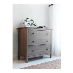 Commode Hemnes Gris Brun by Hemnes Commode 3 Tiroirs Gris Brun Ikea Am 233 Nagement