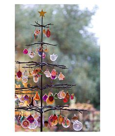 metal tree for ornaments ornament display tree silver or gold 36