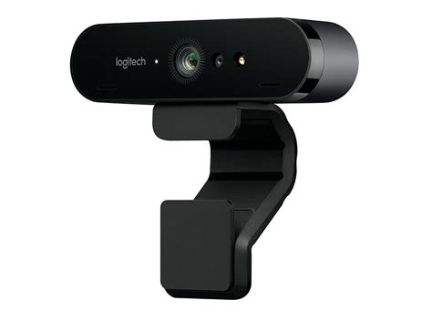web logitech logitech brio 4k has hdr wide angle ubergizmo