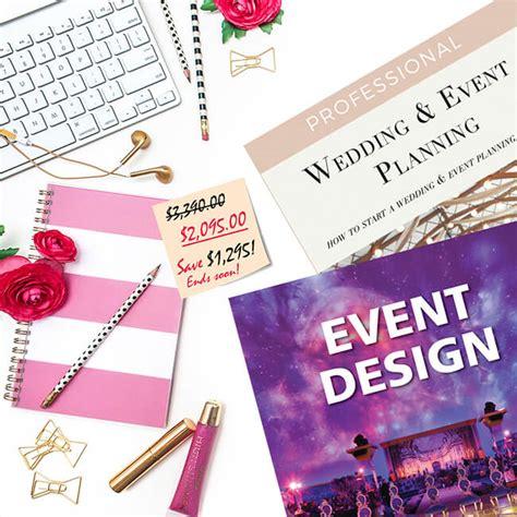 event design online classes preston bailey signature wedding event design course and