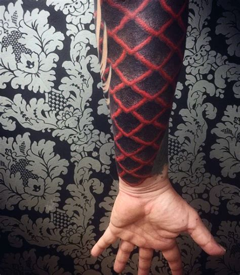 fish scale tattoo top 90 best armor designs for walking fortress