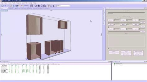 cabinet design software with cutlist cabinet door cut list software home fatare
