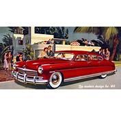 1948 Hudson Commodore  Meilensteine