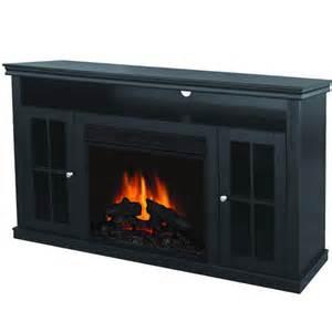 quality craft electric media fireplace walmart