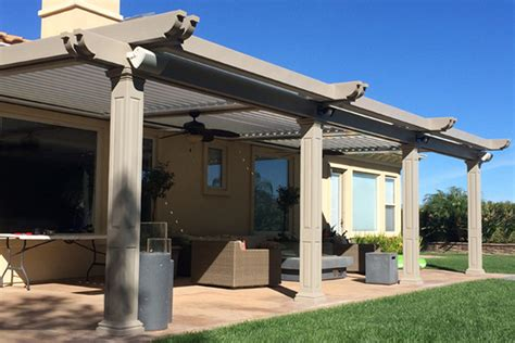Retractable Awnings Com Motorized Retractable Awnings Expand Your Outdoor Living