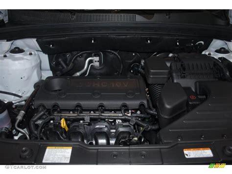 Kia 2003 Engine 2011 Kia Sorento Ex 2 4 Liter Dohc 16 Valve Dual Cvvt 4