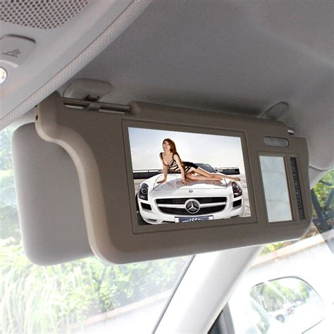 Sonnenblende Auto by Buy Wholesale Car Sun Visor Monitor From China Car