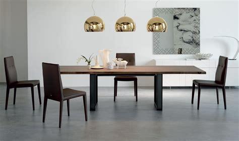 mesa de comedor extensible moderna sigma cattelan en decshop