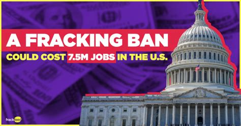 industry group warns fracking ban  cost  jobs