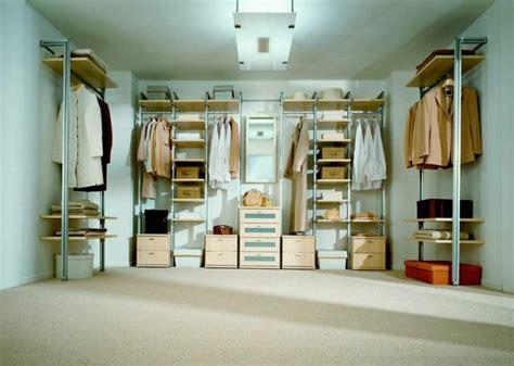 vestidor sin paredes vestidores grandes y armarios empotrados 50 ideas