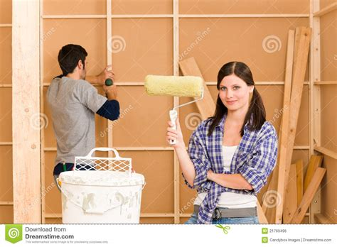 home improvement fixing new house royalty