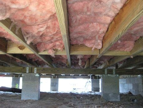pier and beam foundation insulation pier and beam homes this pier foundation supports a raised floor framed with